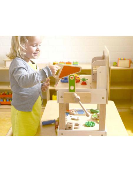 Drewniany Warsztat Stolarza Dla Dzieci Masterkidz