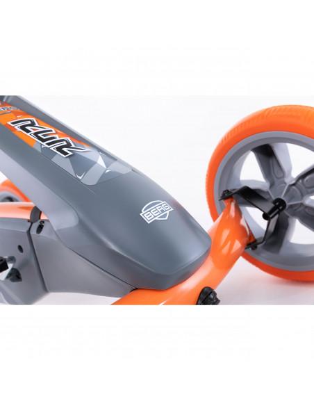 Gokart na pedały Reppy Racer Ciche koła 2-6 lat do 40 kg BERG