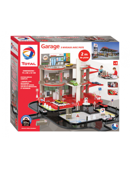Mochtoys Parking Garaż 3 Poziomy