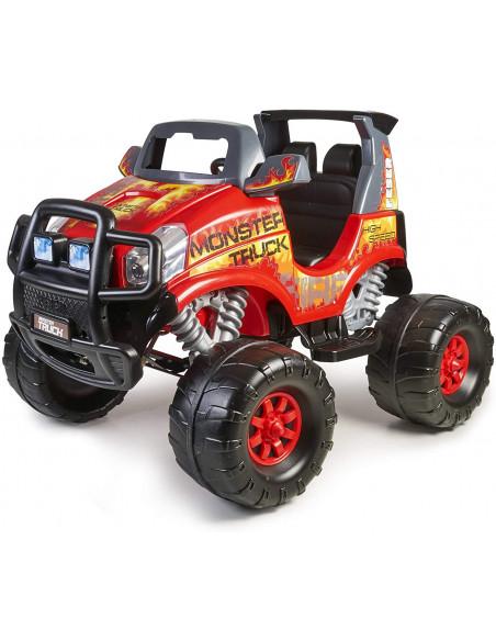 Feber Samochód Monster Truck Auto 12V Challenger